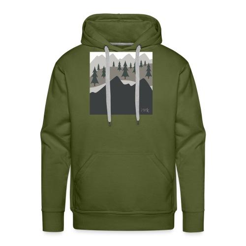 Views - Men's Premium Hoodie