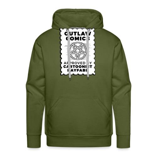 Outlaw Comics Code - Men's Premium Hoodie