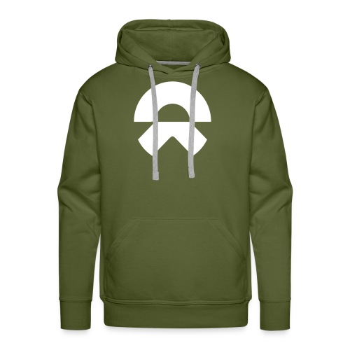 mobileye nio logo merch - Men's Premium Hoodie