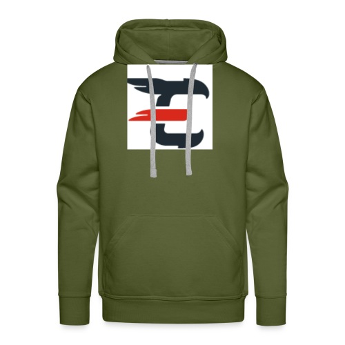 exxendynce logo - Men's Premium Hoodie