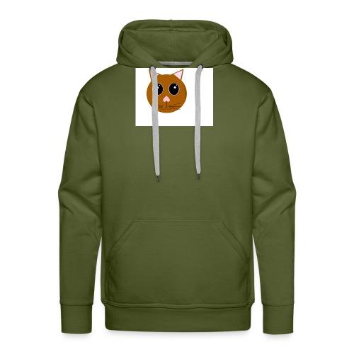 cute_cat - Men's Premium Hoodie