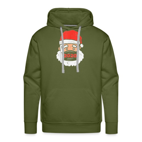 Merry Christmask - Men's Premium Hoodie