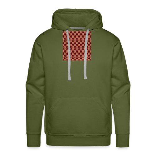 The Shining pattern - Men's Premium Hoodie