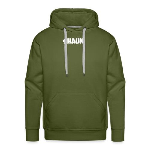 Shaun Logo - Men's Premium Hoodie