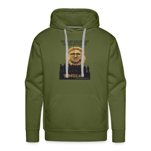 The Wicker Man 1973 Old - Men's Premium Hoodie
