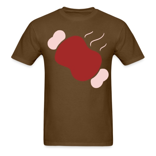 Meat - Men's T-Shirt