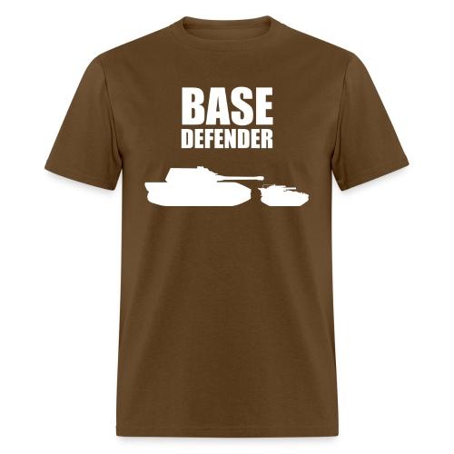 Base Defender - Men's T-Shirt