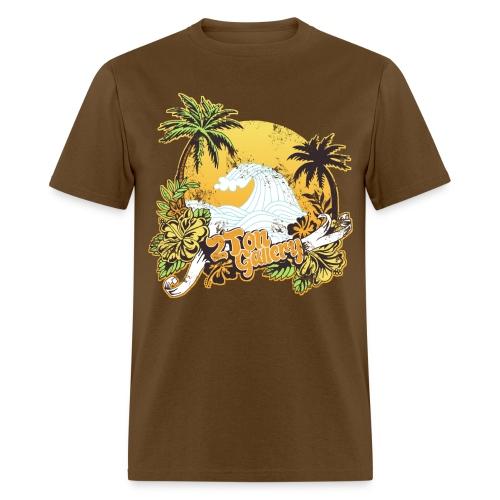2tonbeachbummerdis - Men's T-Shirt