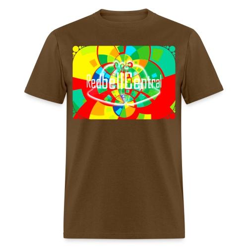 RBClogodesign2016 holiday v1 bordered png - Men's T-Shirt