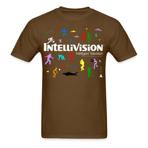 Intellivision - Men's T-Shirt