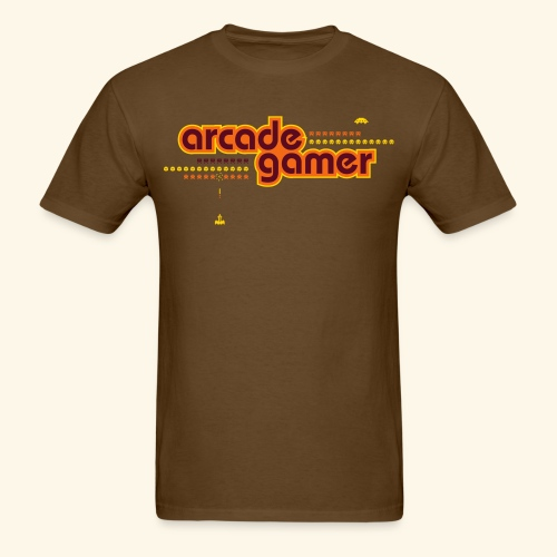 arcadegamer typo - Men's T-Shirt