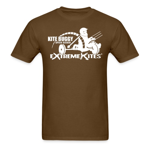 Kite Buggy Speed Seeker - Men's T-Shirt