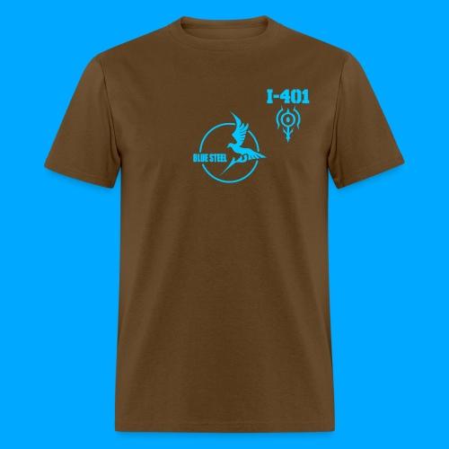 arpeggio of the blue steel - Men's T-Shirt