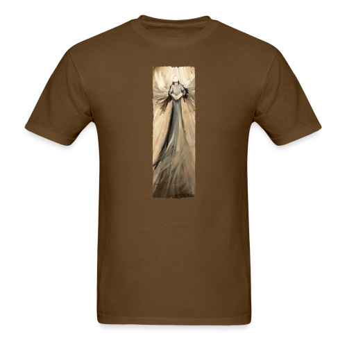 Long angel print_07_Ragge - Men's T-Shirt