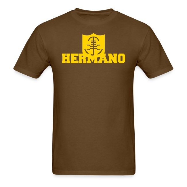 LUL Hermano letters (1-color custom)