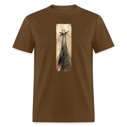 Long angel print_06_Ragge - Men's T-Shirt