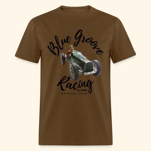 Blue Groove Racing Est 2020 - Men's T-Shirt