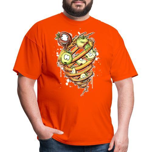 apfelstrudel - Men's T-Shirt