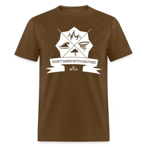 DontMess2 - Men's T-Shirt