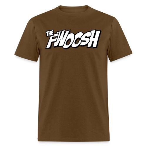 New Fwoosh Logo Huge - Men's T-Shirt