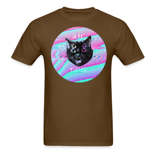 We're f*cked! - Men's T-Shirt