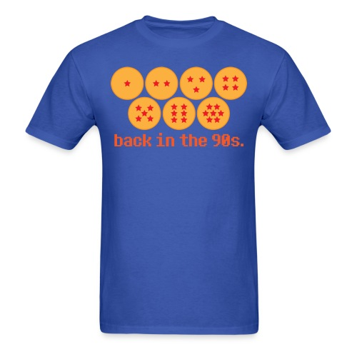 DBZ Shirt - Men's T-Shirt