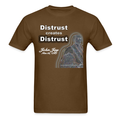 Call Out the Lies - Men's T-Shirt