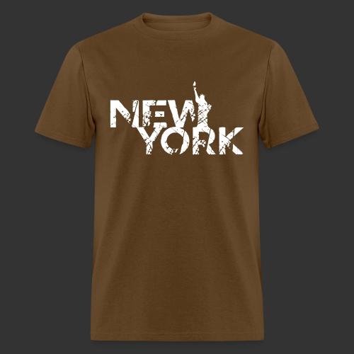 New York (Flexi Print) - Men's T-Shirt