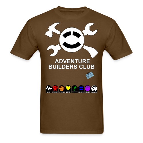 Adventure Builders Club - Men's T-Shirt