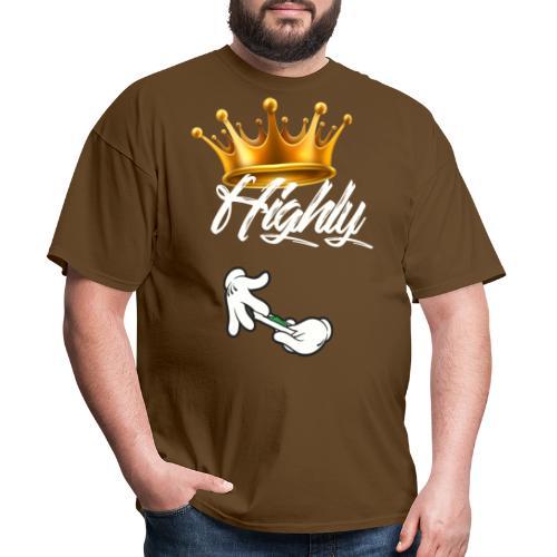 Highly Print - Men's T-Shirt