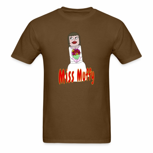 Miss Muffy - Men's T-Shirt