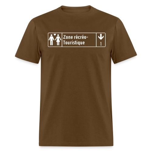 zonerecreo - Men's T-Shirt