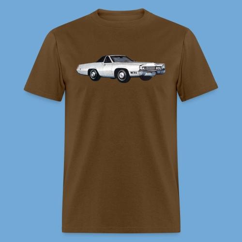 1969 Cadillac Eldorado Supercoupe - Men's T-Shirt