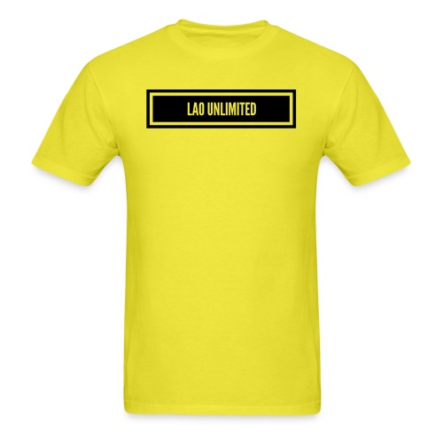 Lao Unlimited - Men's T-Shirt