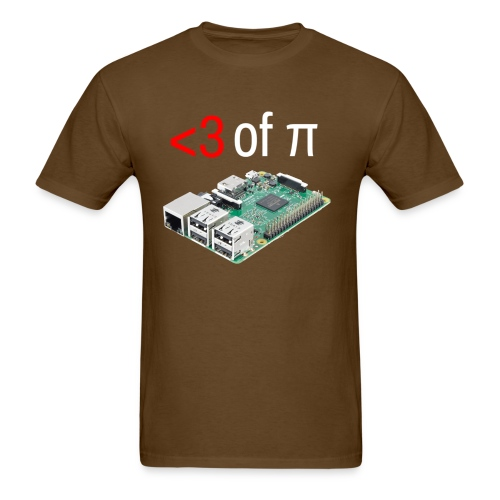 Life of Raspberry Pi - Men's T-Shirt