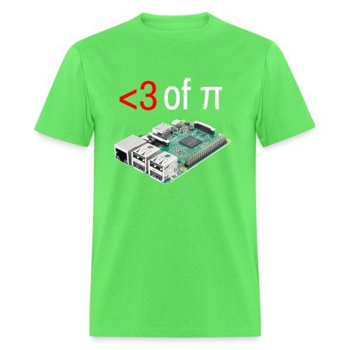 Life of Raspberry Pi - Men's T-Shirt