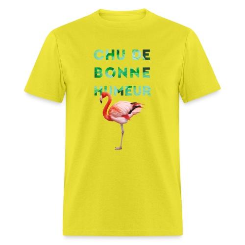 Pl_tshirt_typo flamand_40 - Men's T-Shirt