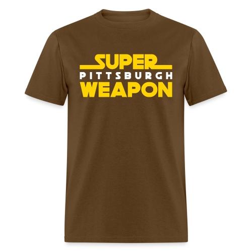super weap - Men's T-Shirt