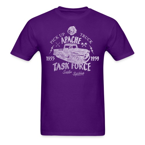 Chevy Pick Up Truck - Task Force - Men's T-Shirt
