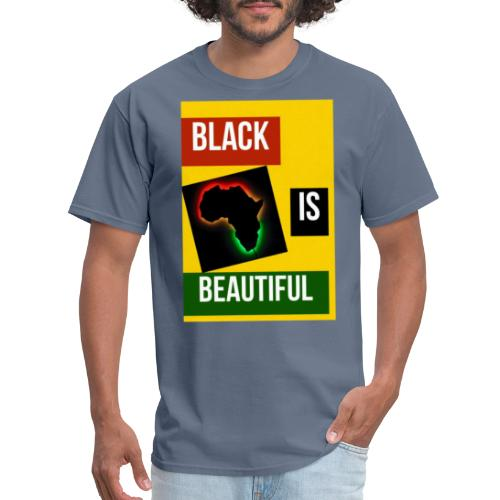 Black Is Beautiful - Men's T-Shirt