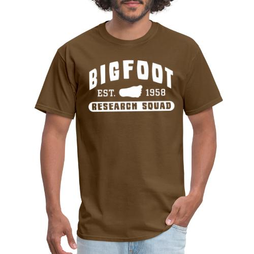 Bigfoot Research Squad Sasquatch 1958 - Men's T-Shirt