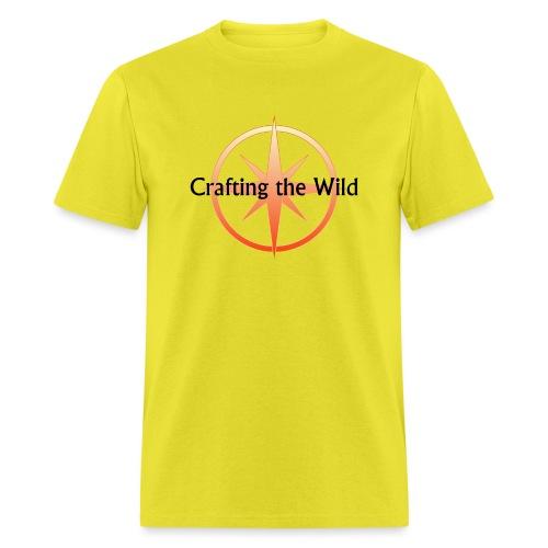Crafting The Wild - Men's T-Shirt