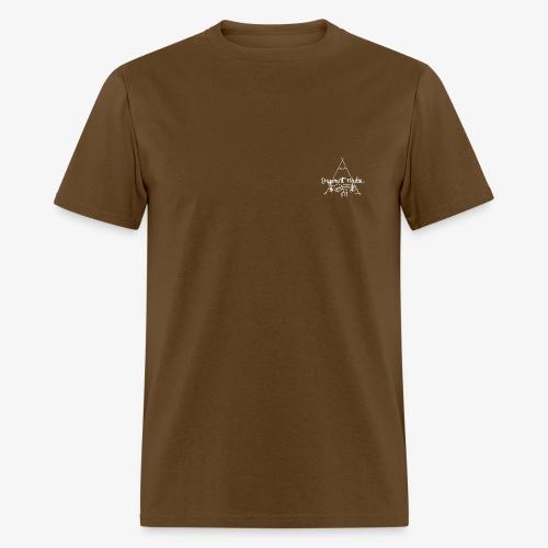 White 2x - Men's T-Shirt