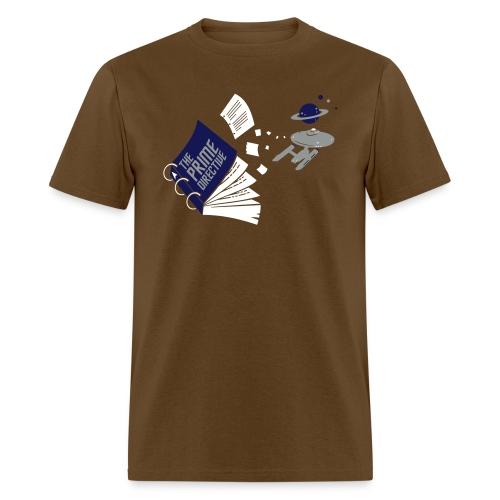 Prime Directive 3 color - Men's T-Shirt