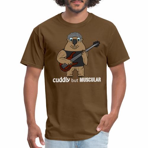 wombatwhite - Men's T-Shirt