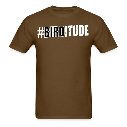 birditude - Men's T-Shirt
