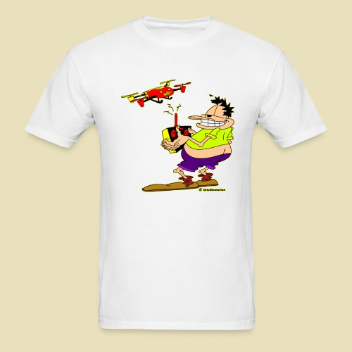 GrisDismation Ongher Droning Out Tshirt - Men's T-Shirt