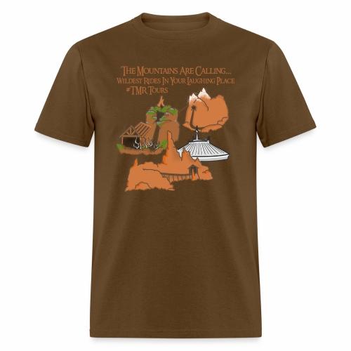 Mountains Are Calling - TMR - Men's T-Shirt