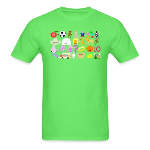Phonics Song 3 - Men's T-Shirt