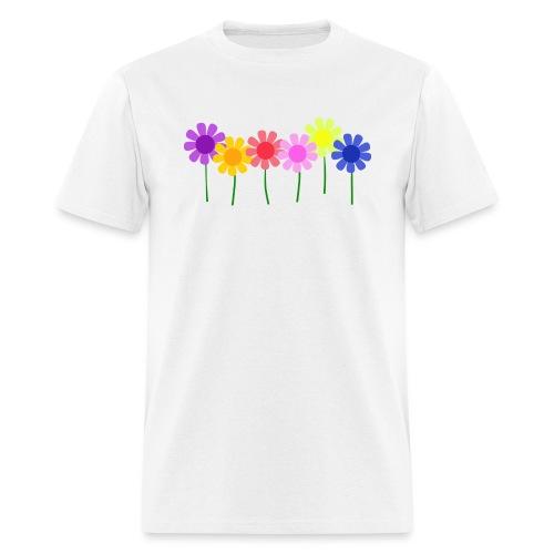 flowers 1 - Men's T-Shirt